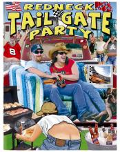 Redneck Tailgate Party