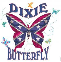 Dixie Butterfly