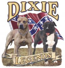 Dixie Legend W/Dog