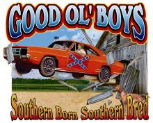 Good Ol' Boys-Southern Born-Southern Bred