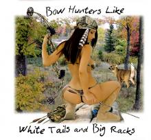 Bow Hunters Like White Tail & Big Racks