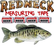 Redneck Measuring Tape