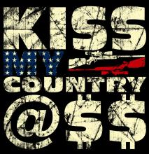 Kiss My Country @ss