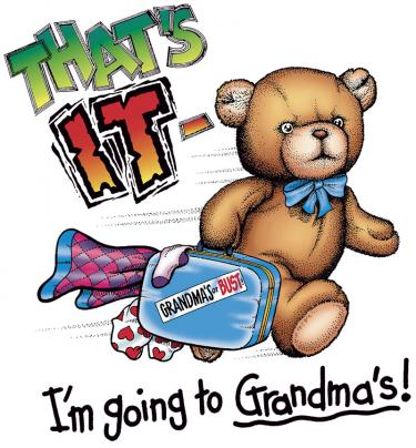 That's It..Going To Grandma's