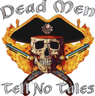 Dead Men Pirate